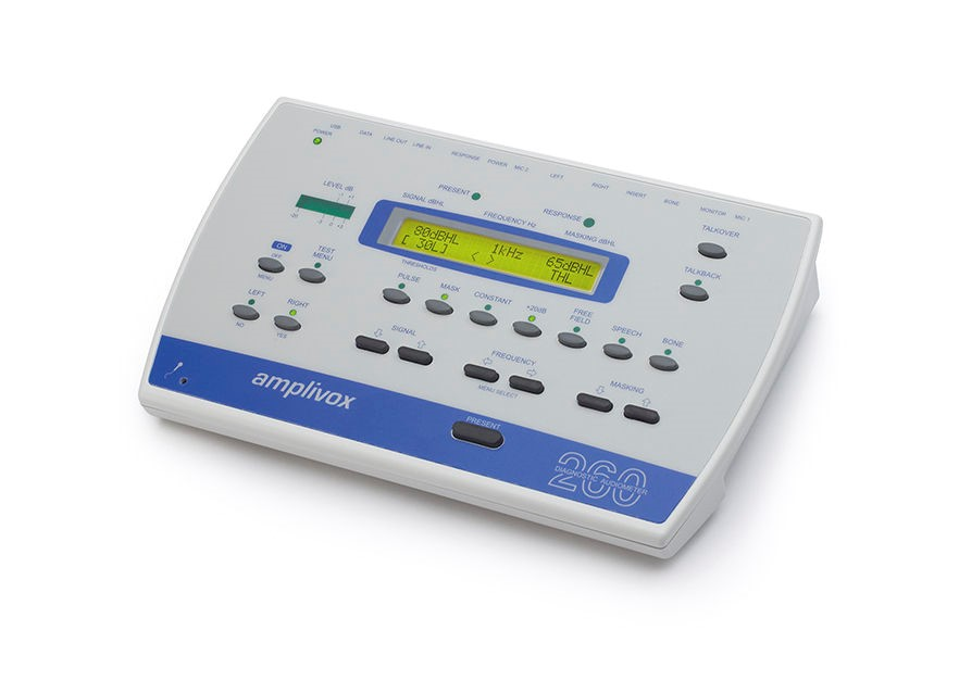 Amplivox 260 Diagnostic Audiometer