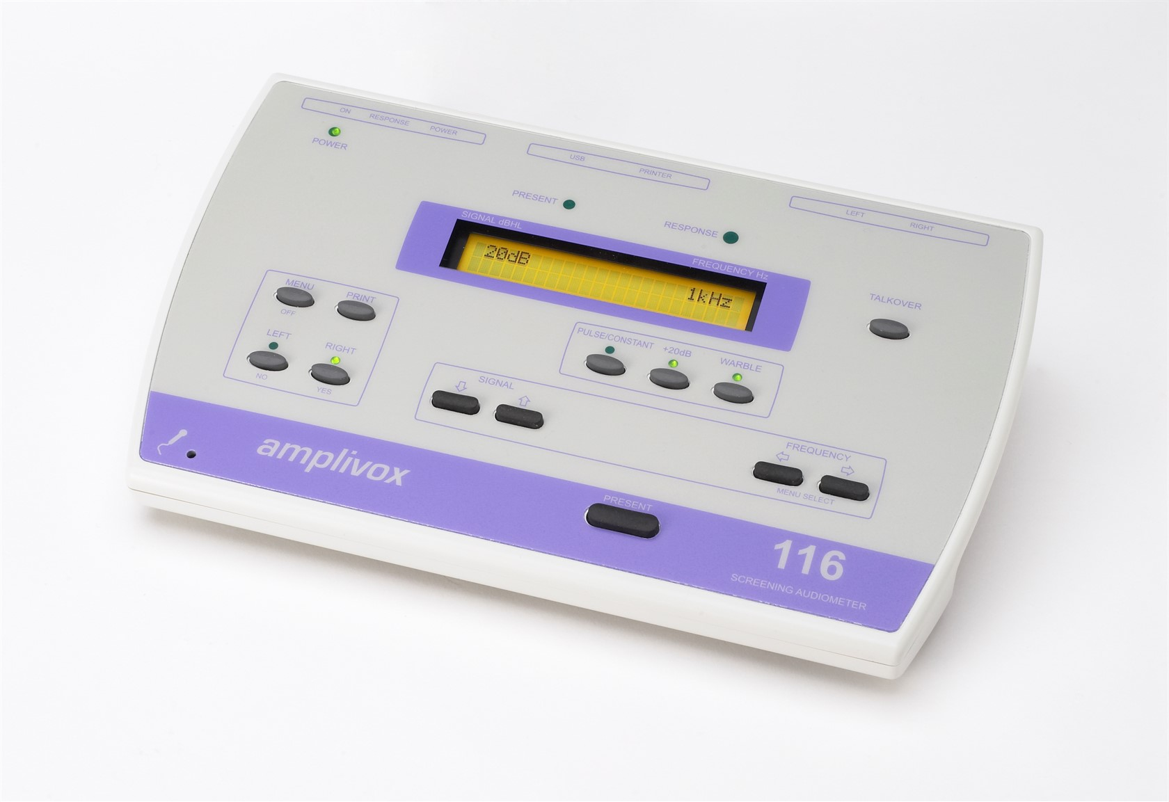 Amplivox 116 Screening Manual Audiometer